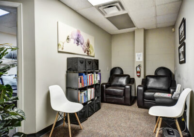 Crossroads Collective Waiting Room