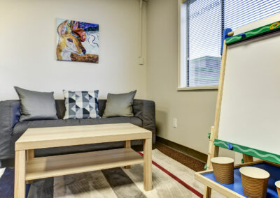 Crossroads Collective Therapy Room