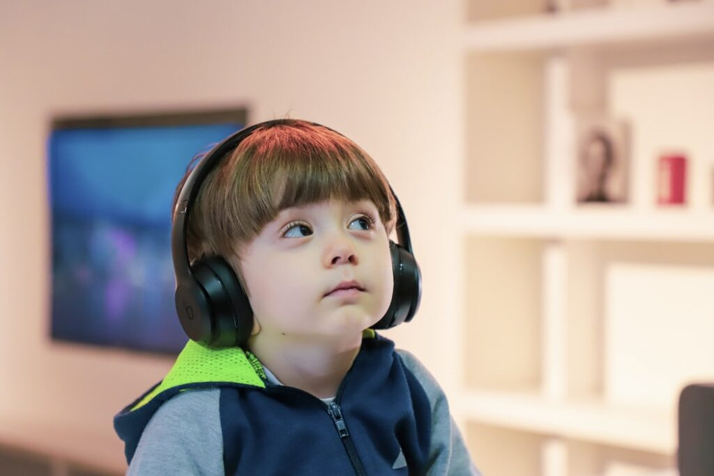 Music therapy helps beat depression in kids.