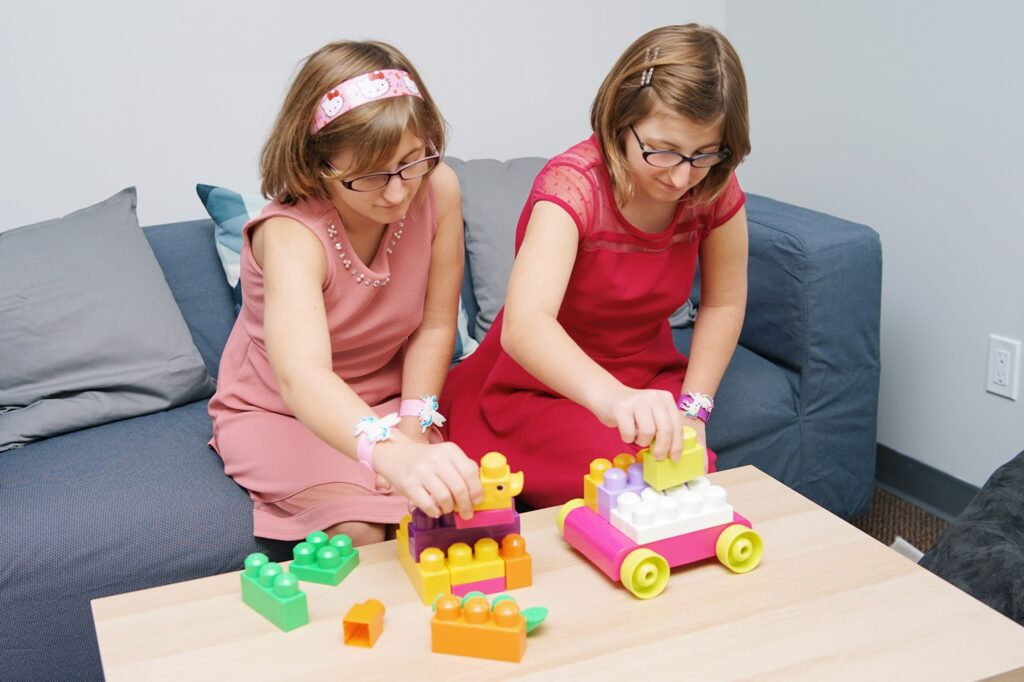 our healthcare clinic in Langley puts a huge focus on play therapy.
